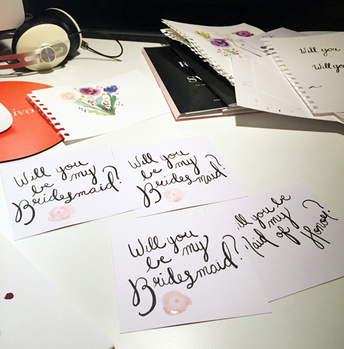 Our Wedding Stationery Valerie Sheets